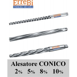 conical HSS-E reamers