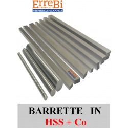 HSS + Co. bars