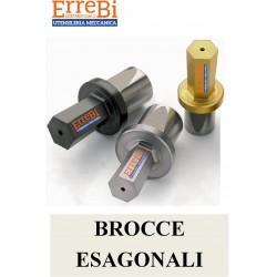 broccia esagonale