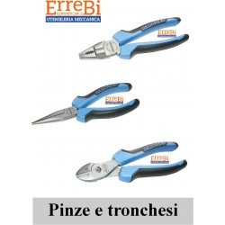 pliers and wire cutters