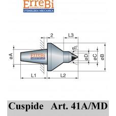 cuspide intercambiabile per contropunte modello 41A/MD