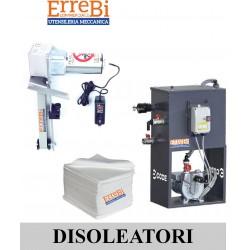 oil separators for emulsions