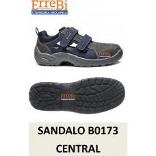sandalo antinfortunistico modello B0173 modello CENTRAL S1P