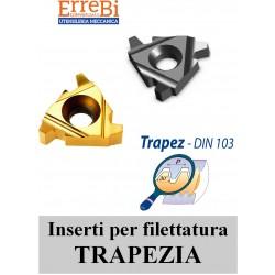 TRAPEZ thread inserts DIN 103