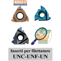 thread inserts UNC-UNF-UNEF-UN