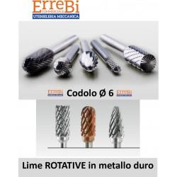 Lime rotative codolo 6