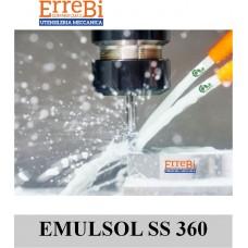 EMULSOL SS 360 olio lubrorefrigerante emulsionabile in acqua