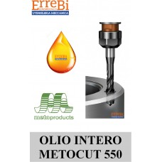 METOCUT 550 oil WHOLE from cutting for tapping, drilling, broaching, rolling, molding
