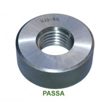 anello filettato PASSA passo GAS (BSPT)