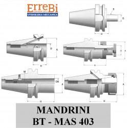 mandrini MAS 403-BT
