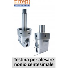 CHUCK conical attachment ER collet chuck with locking ring for drill bit brand BIMAK, FAMUP RAG, SERMAC