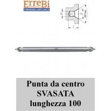 punta da centri serie LUNGA L=100
