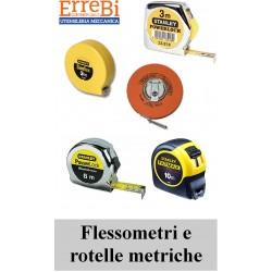 flessometri e rotelle metriche