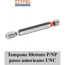 tampone filettato PASSA/NON PASSA passo UNC