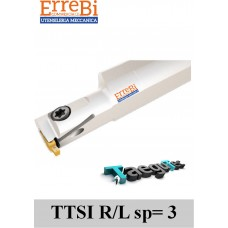 TTSIR / L 3 internal grooving tool thickness 3
