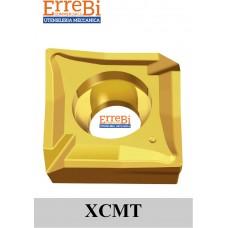 XCMT 0401.. XCMT 1705.... inserto per tornitura e foratura