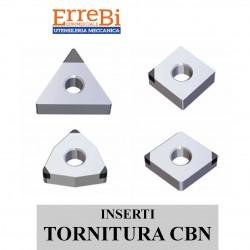 inserti in CBN